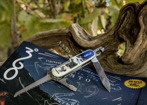 дизайнерско ножче на 360° и Victorinox